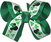 Medium St. Patrick's Day Mickey
