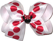 Medium Bow with Minnie Pin