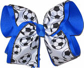 Mega Soccer MEGA Extra Large Double Layer Bow