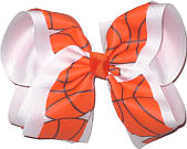 Mega Basketball MEGA Extra Large Double Layer Bow