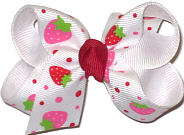 Toddler Strawberry Print $5.95 Printed Pattern