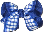 Toddler Century Blue and White Check Checks and Plaids